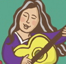 DARIA w:guitar icon