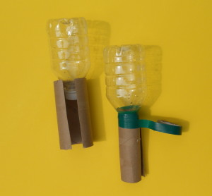 homemade-maracas-adding-tape