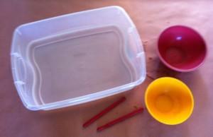 materials plastic water drum