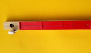 fretboard yellow