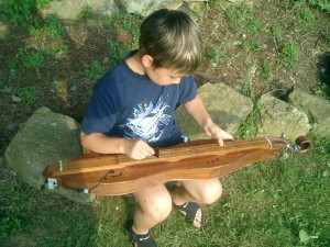 josef and dulcimer