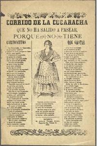 cucaracha poster