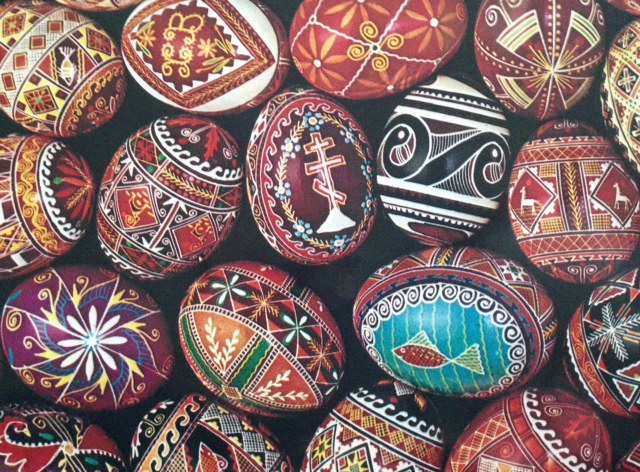 Pysanky YES!