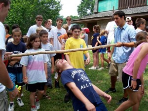 limbo at core creek
