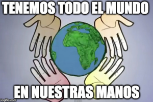 Earth Day Song in Spanish