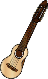 charango full color image