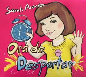 Sara's cd