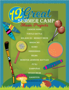 Summer Camp TPT Cover