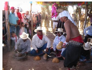 yaqui water drum