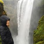 Kyra - Iceland - Waterfall