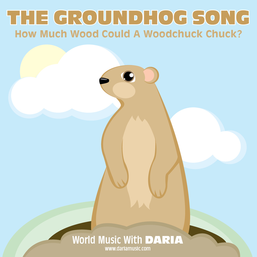 World music with daria tiny tapping toes dariagroundhogcoverweb ibookread Read Online