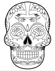 Skull Rosie