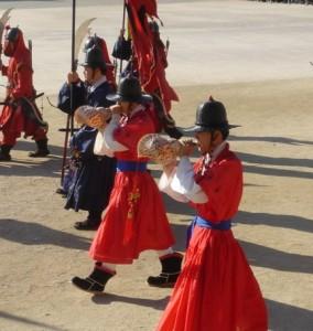Nagak Seashell trumpet from Korea