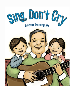 Sing Don't Cry - cover image