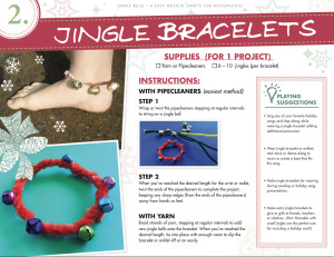 Jingle Bracelet (from booklet)