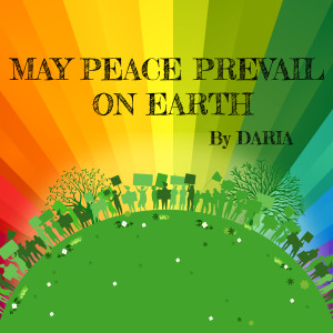 May Peace Prevail - Cover