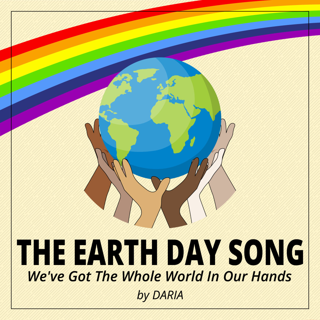 Earth Day Song CD Cover-01