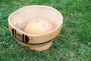 water gourd drum