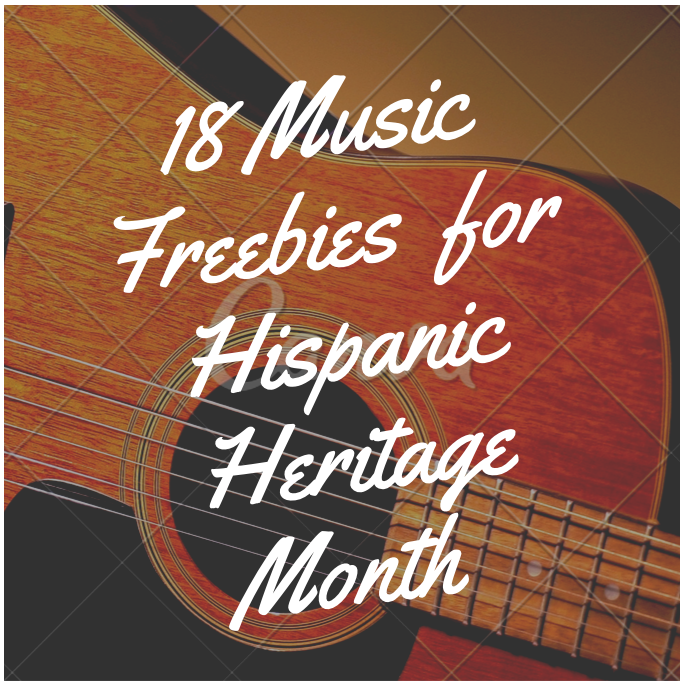 18 Music Freebies HHM